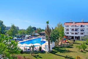 Irem Garden Apartments, Apartmánové hotely  Side - big - 64