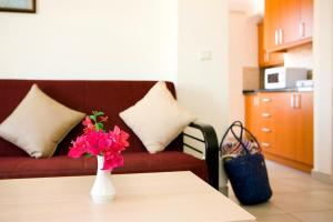 Irem Garden Apartments, Apartmánové hotely  Side - big - 5