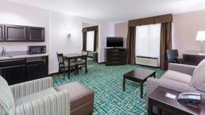 Executive King Suite - Hearing Accessible/Non-Smoking