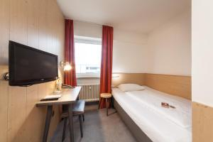 Kamer met Queensize Bed