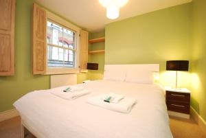 Valet Apartments Albermarle Way The City in London, Greater London, England