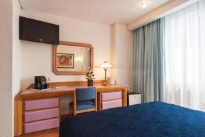 Standard Double Room - One bed - Adults Only