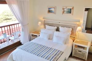 Basic Double Room with Sea View