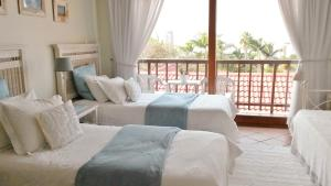 Twin or King Room with Sea View
