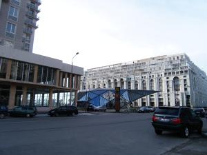 Swan Apartments, Appartamenti  Batumi - big - 13