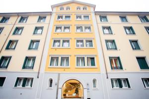 Residence Rialto, Aparthotels  Triest - big - 38