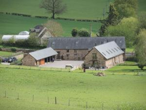 Stowfield Barn in Newland, Gloucestershire, England