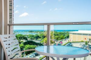 One-Bedroom Apartment Ocean View on the 8th floor