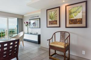 Two-Bedroom Presidential Suite on the 33rd floor (5 adults)