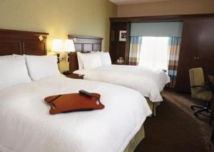 Queen Room with Two Queen Beds  - Mobility/Hearing Accessible - Non-Smoking