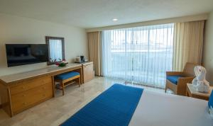 Romance Deluxe Double Room with Ocean View