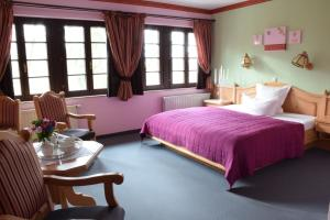 Double Room with 2 Extra Beds