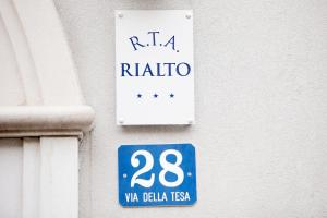 Residence Rialto, Aparthotels  Triest - big - 41