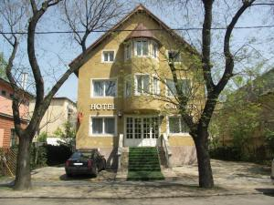 Bed and Breakfast Carmen Pension, Budapest