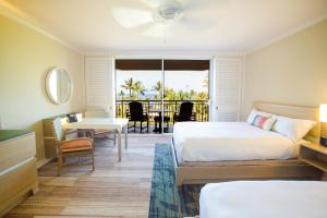 Queen Room with Two Queen Beds and Ocean View