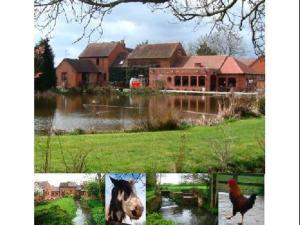 Malswick Mill Bed and Breakfast in Newent, Gloucestershire, England