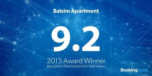 Photo of Balsim Apartment