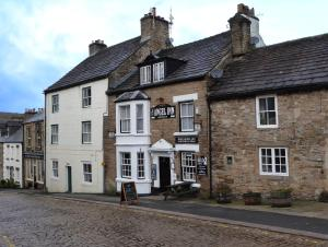 The Angel Inn in Alston, Cumbria, England