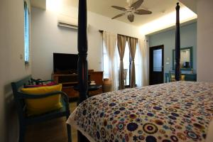 Flower Villa, Country houses  Jian - big - 55