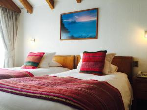 Standard Twin Room with Ocean View