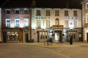 The King's Head in Beverley, East Riding of Yorkshire, England