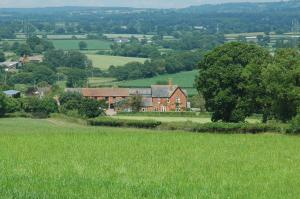 Newcourt Barton, Bed and breakfasts  Cullompton - big - 20
