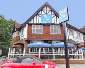 Bell Inn in Ruislip, Greater London, England