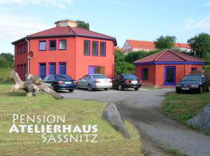 Pension Atelierhaus am Schmetterlingspark