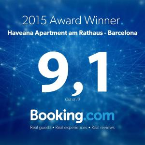 Haveana Apartment am Rathaus - Barcelona