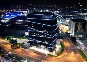Photo of Radisson Blu Plaza Hotel Ljubljana