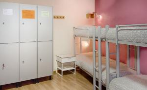 Bed in Mixed Dormitory Room (6-Bed)
