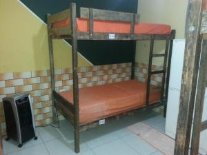 Bed in 4-Bed Dormitory Room with Private Bathroom - Disability Access