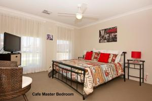 Chesapeake Retreat, Lodges  Perth - big - 12