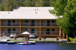 Big Bear Lakefront Lodge