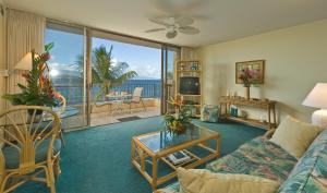 One-Bedroom Suite with Oceanfront View