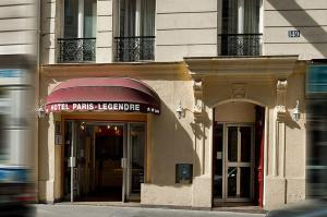 Hôtel Paris Legendre - Paris - Ile de France - France