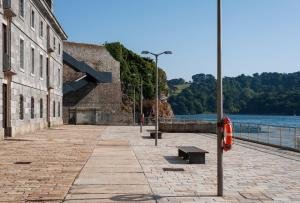 Royal William Yard Clarence in Plymouth, Devon, England