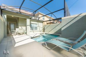 Deluxe Five-Bedroom Townhouse with Private Pool RA - Paradise Palms Resort