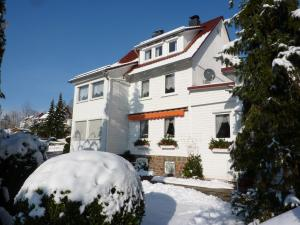 Pension Rheingold Garni, Guest houses  Bad Grund - big - 51