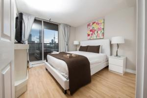 Canada Suites on Bay, Apartmanok  Toronto - big - 86