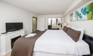 Canada Suites on Bay, Apartmanok  Toronto - big - 63