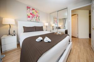Canada Suites on Bay, Apartmanok  Toronto - big - 55