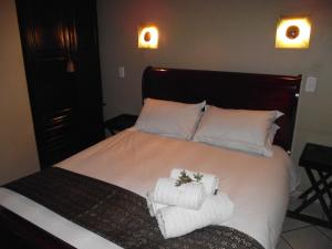 Kamer met Queensize Bed en Spabad