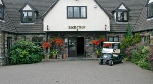 Lostwithiel Hotel Golf & Country Club in Lostwithiel, Cornwall, England