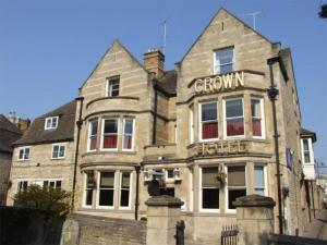 Crown Hotel in Stamford, Lincolnshire, England