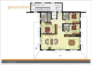 Apartment Delta 4.5 - GriwaRent AG, Appartamenti  Grindelwald - big - 16