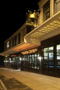 The Saxon Crown Wetherspoon, Hotely  Corby - big - 75