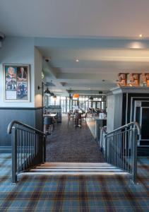 The Saxon Crown Wetherspoon, Hotely  Corby - big - 65
