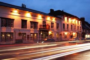 The Catherine Wheel Hotel in Henley on Thames, Oxfordshire, England