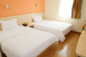 7Days Inn Beijing Railway Station Guangqu Gate Metro Station, Hotely  Peking - big - 13